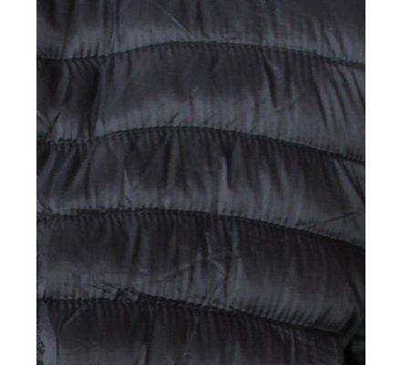 Doudoune noire cintrée Blise