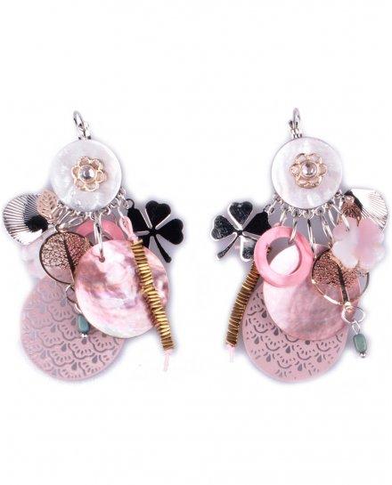 Boucles d'oreilles LOL Naturanacra