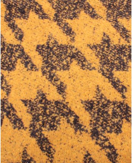 Grosse écharpe motifs ethniques