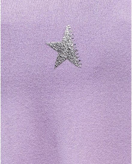 Gilet court dos étoile