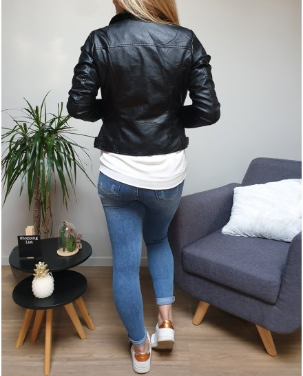 Veste Perfecto noir
