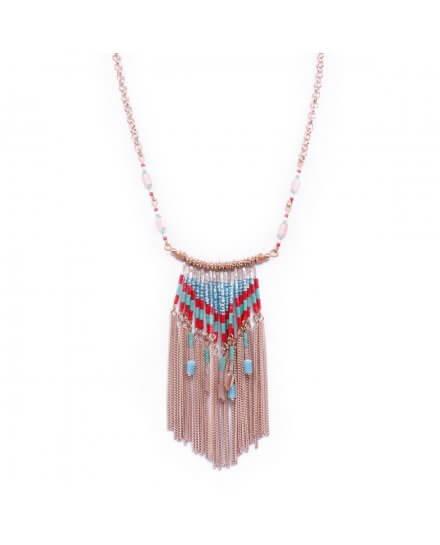Collier Lolilota Ridalis perles