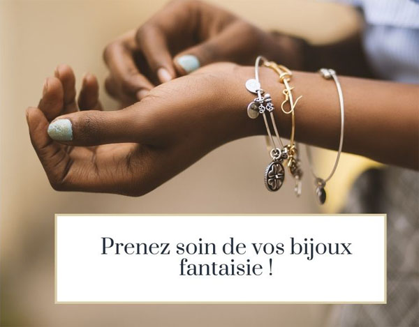 Conseils pour entretenir les bijoux fantaisie